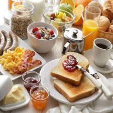 لبنیات و صبحانه